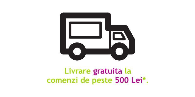 Livrare gratuita la comenzi de peste 500 lei 1_2