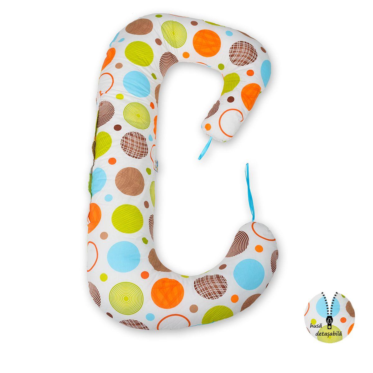 Perna 3 in 1 pentru gravide si bebelusi