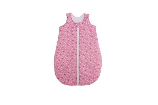 Sac dormit Fluturasi roz primavara toamna nou nascut